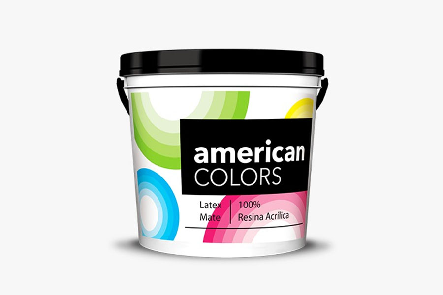 Well-known Distinctive Signs: American Colors