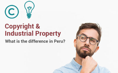 Copyright and Industrial Property, What is the difference in Peru?